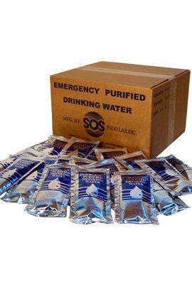Sos Food Lab Emergency Drinking Water