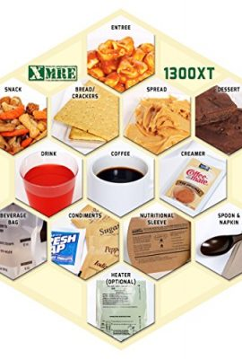 X-MRE-Meals-1300XT-Single-Meal-with-Heater-Meal-Ready-to-Eat-Military-Type-Menu-May-Vary-0