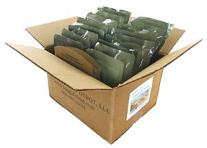 MRE-Chicken-Fajita-White-Meat-wVegetables-Entrees-18-pack-0